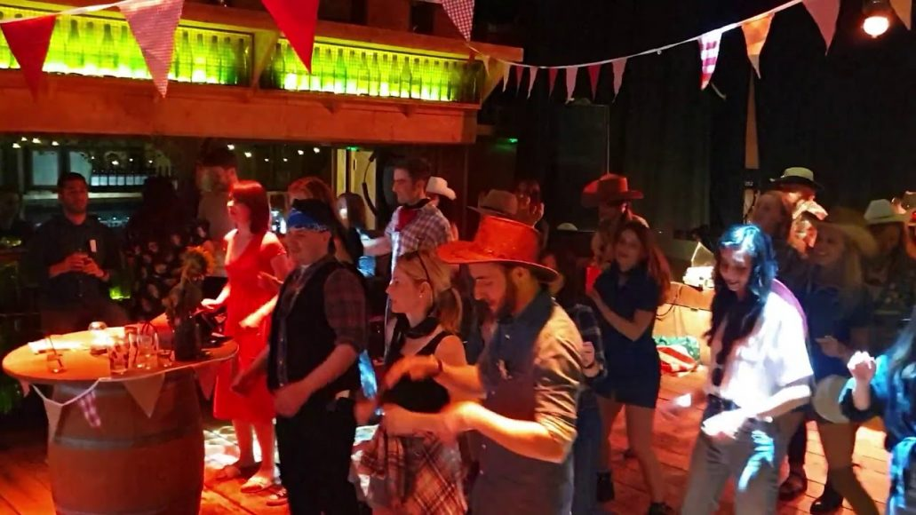 BARN DANCE AND LINE DANCE CALLER HIRE LONDON