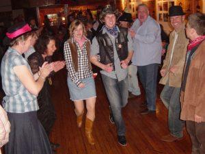 BARN DANCE LINE DANCE CALLER GRANTHAM LINCOLNSHIRE