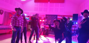 BARN DANCE LINE DANCE CALLER HAMPSHIRE